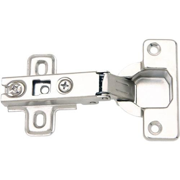 HINGES 110° FULL OVERLAY PAIR EURO STYLE