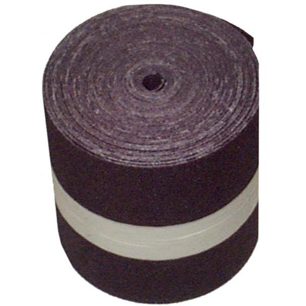 SANDING PAPER ROLL 100G 4IN. X 25FT