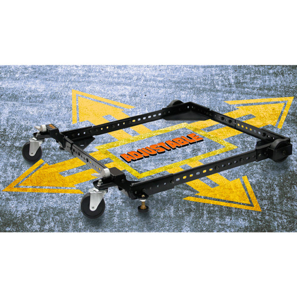 MOBILE BASE UNIVERSAL 450LBS CRAFTEX
