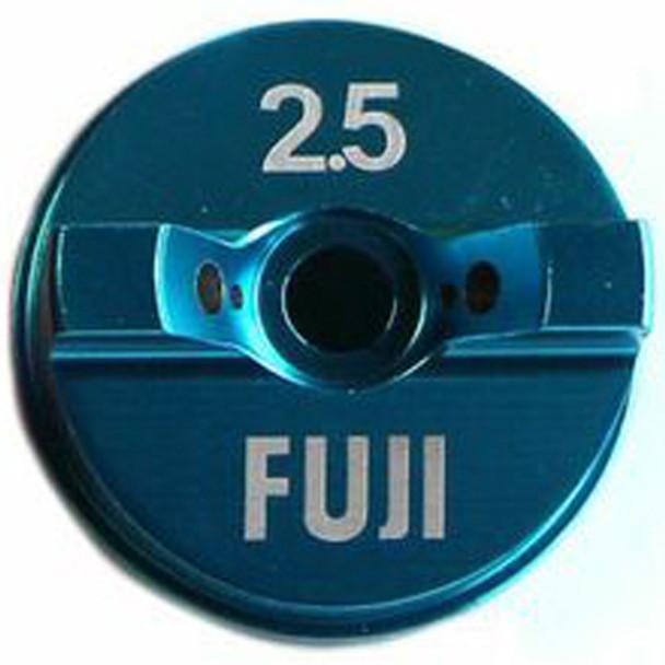 AIRCAP SET NO. 7 FOR T SERIES 2.5MM FUJI