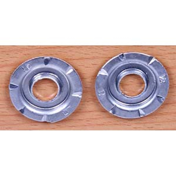 ADAPTOR FLANGE 1/2IN. FOR BUFF WHL 2PC SET