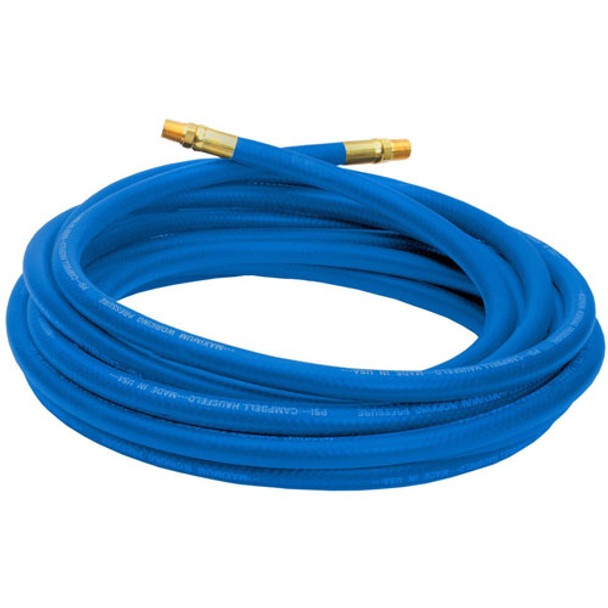AIR HOSE 3/8IN. X25FT PVC CAMPBELL HAUSFELD