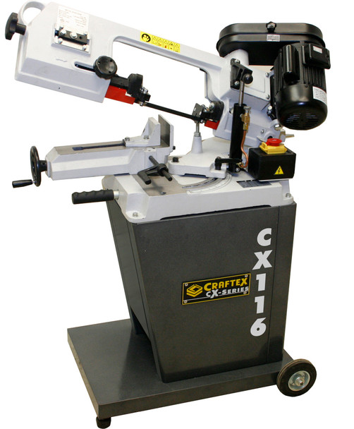 METAL BANDSAW 5IN. WITH SWIVEL CSA CX116