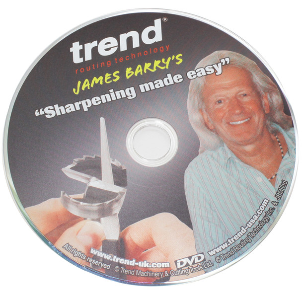 DVD TREND JAMES BARRY IN SLEEVE