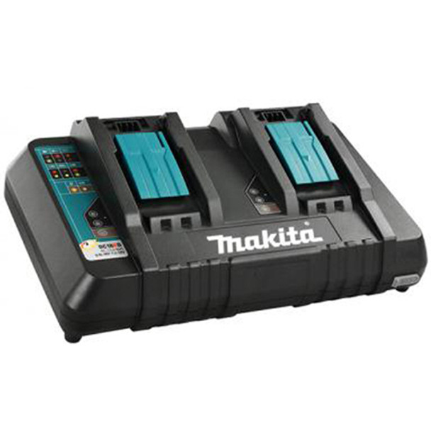 MAKITA18V LI ION DUAL PORT RAPID OPTIMUM