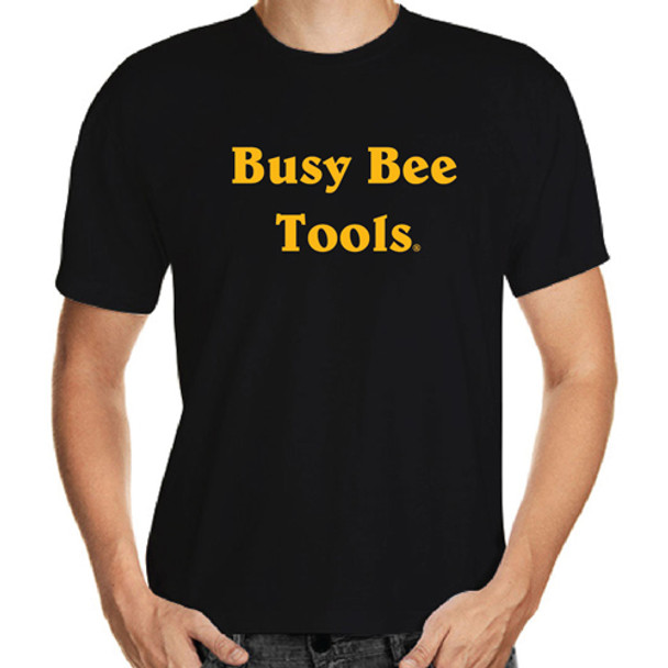 BUSY BEE TOOLS T SHIRT MEDIUM