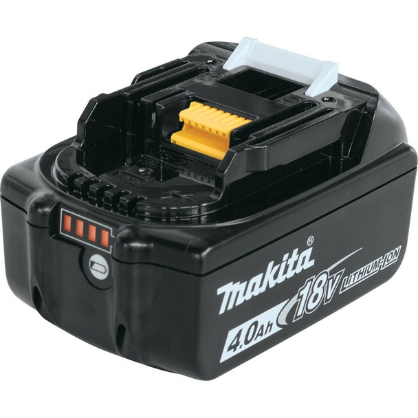 18V LI ION BATTERY MAKITA 4.0 AH