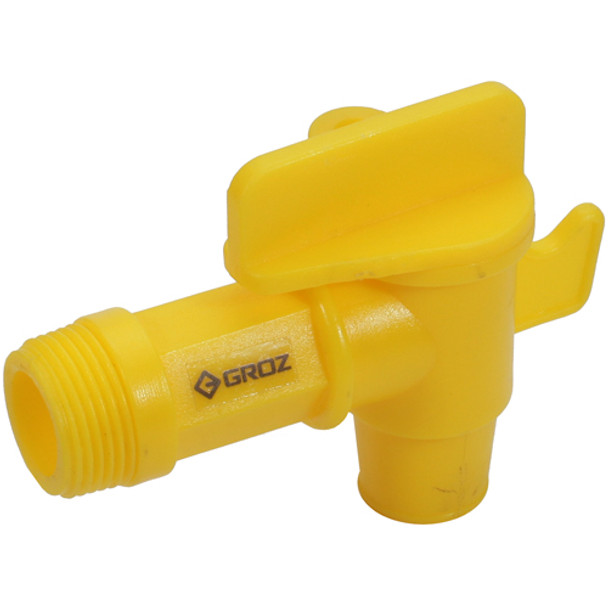 GROZ FAUCET 3/4IN.