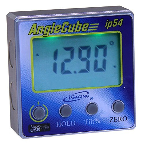 ANGLE CUBE DIGITAL SENSOR LEVEL IGAGING