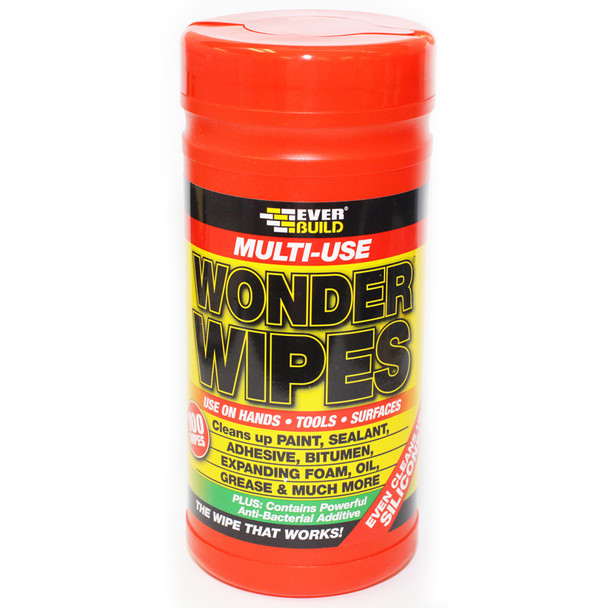 WONDER WIPES TUBS MITREBOND
