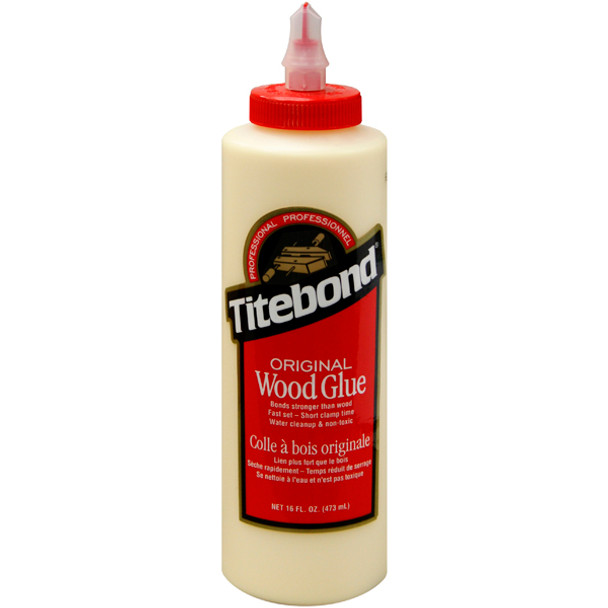GLUE TITEBOND 16 OZ. ORIGINAL