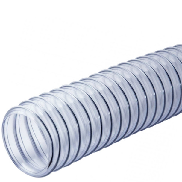 PVC HOSE 3IN. CLEAR 10 FEET