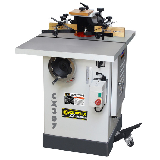 2.5HP INDUSTRIAL WOOD SHAPER CX SERIES