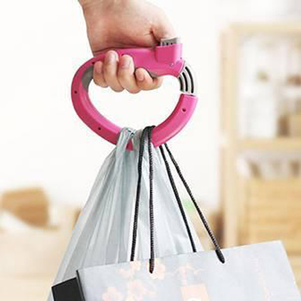 MULTI BAG HOLDER WITH SOFT GRIP