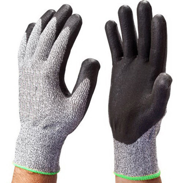 CUT RESISTANT GLOVES LEVEL 5