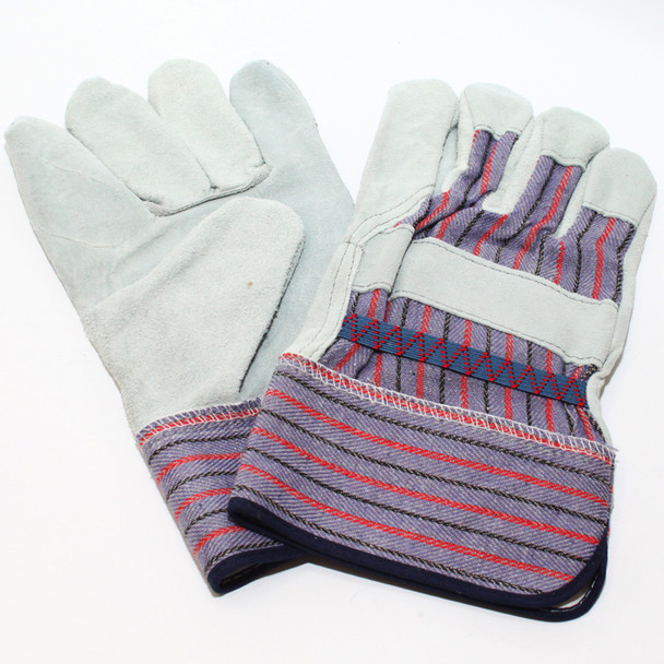 LEATHER WORK GLOVE 3 PACK