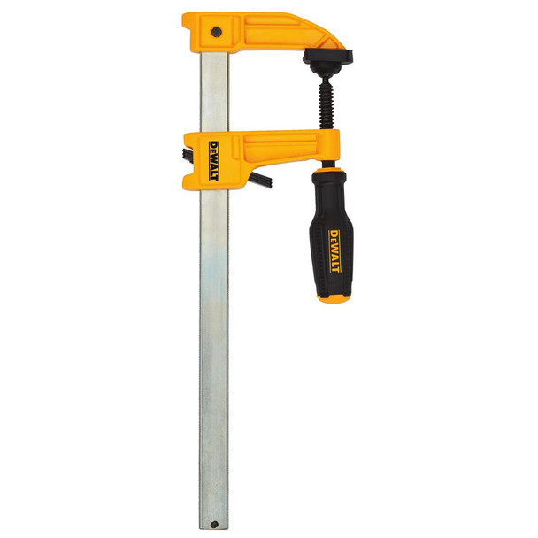 12IN. HEAVY DUTY BAR CLAMP DEWALT