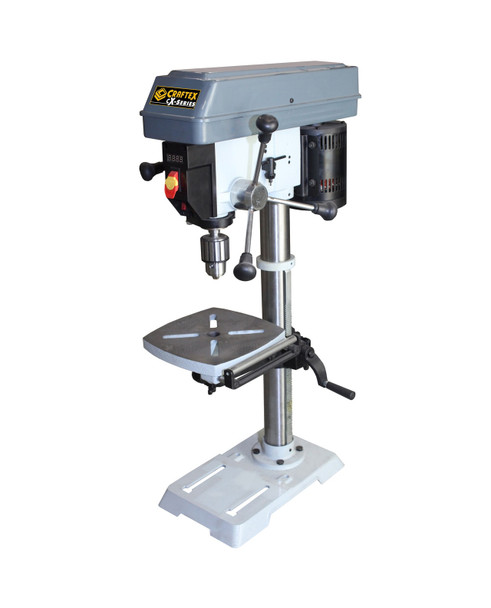 12IN. VARIABLE SPEED DRILL PRESS CRAFTEX CX617