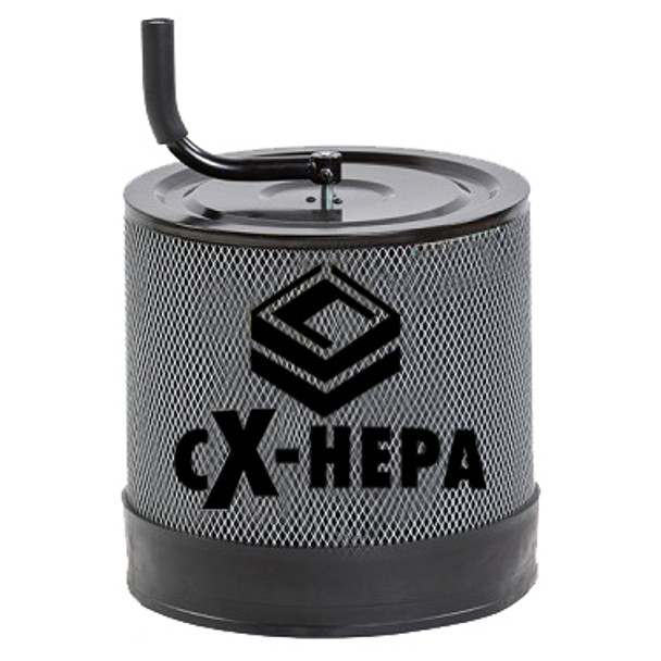 HEPA CANISTER FOR 1HP DUST COLLECTORS CXHEPAMINI