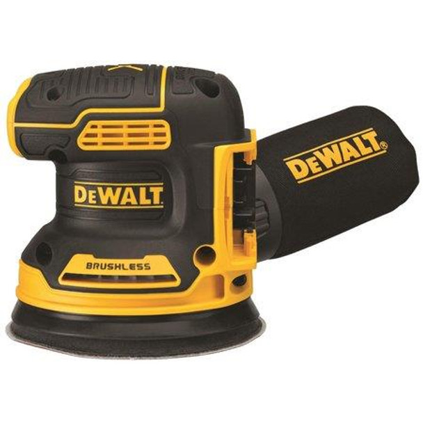 5IN. RANDOM ORBIT SANDER XR 20V DEWALT