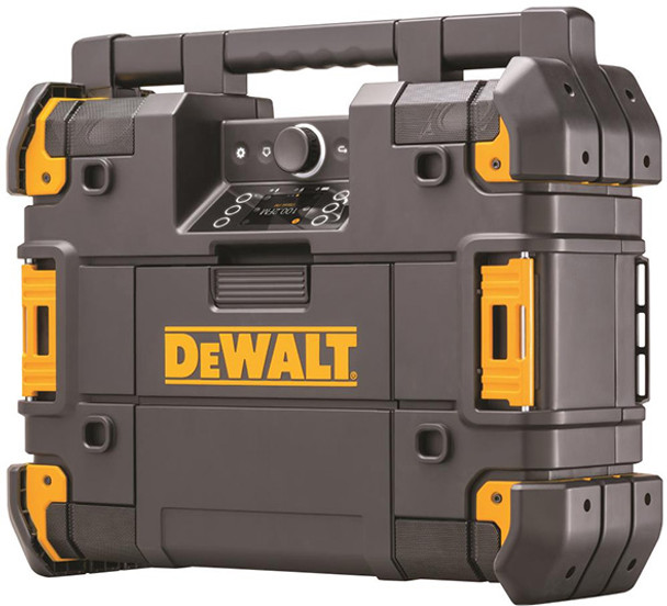 DEWALT TSTAK PORTABLE BLUETOOTH RADIO