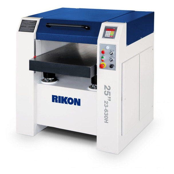 25IN. PLANER WITH HELICAL CUTTER RIKON