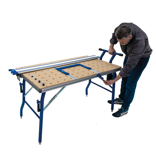 KREG ACS PROJECT TABLE BASE