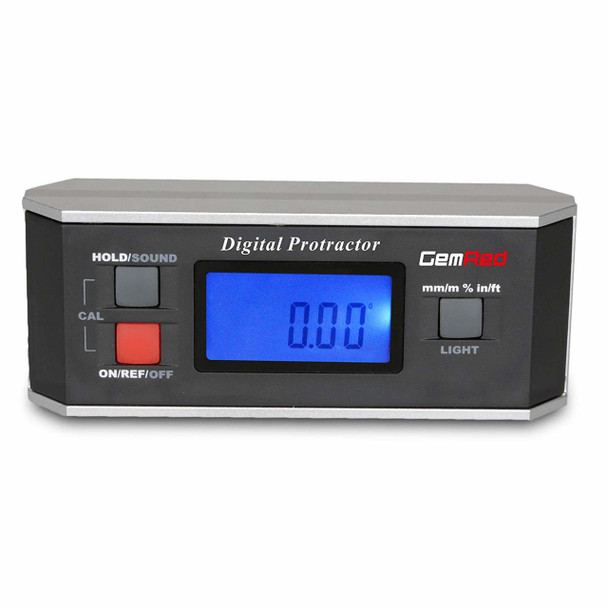 DIGITAL PROTRACTOR INCLINOMETER IP65 WIT