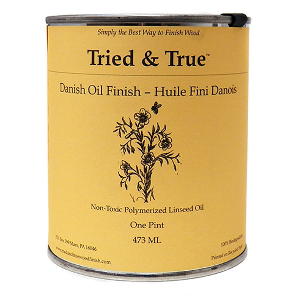 DANISH OIL TRIED AND TRUE 16 OZ