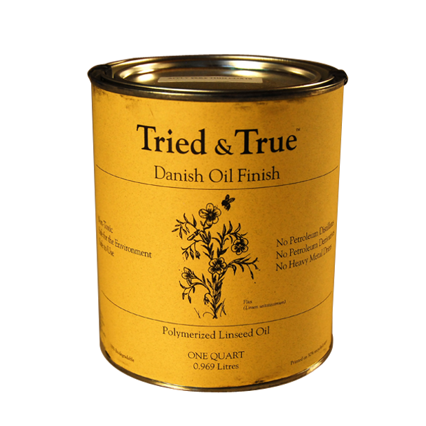 DANISH OIL TRIED AND TRUE 32 OZ