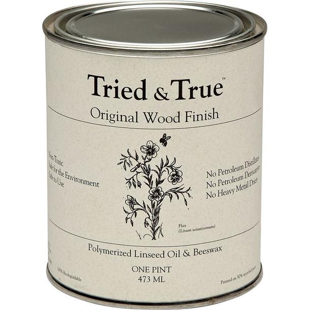 ORIGINAL WOOD FINISH TRIED AND TRUE 16OZ