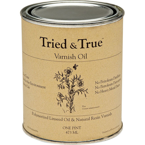 VARNISH OIL TRIED AND TRUE 16OZ