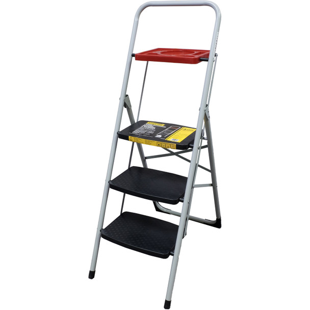 3 STEP PLATFORM LADDER