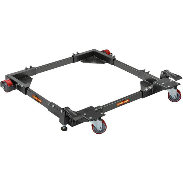 SHOP FOX EXTREME DUTY MOBILE BASE