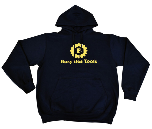 BUSY BEE TOOLS HOODIE LARGE