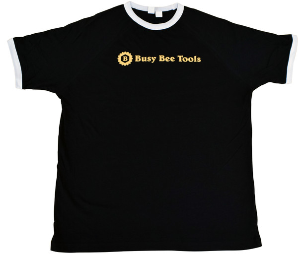 T SHIRT BUSY BEE TOOLS MEDIUM