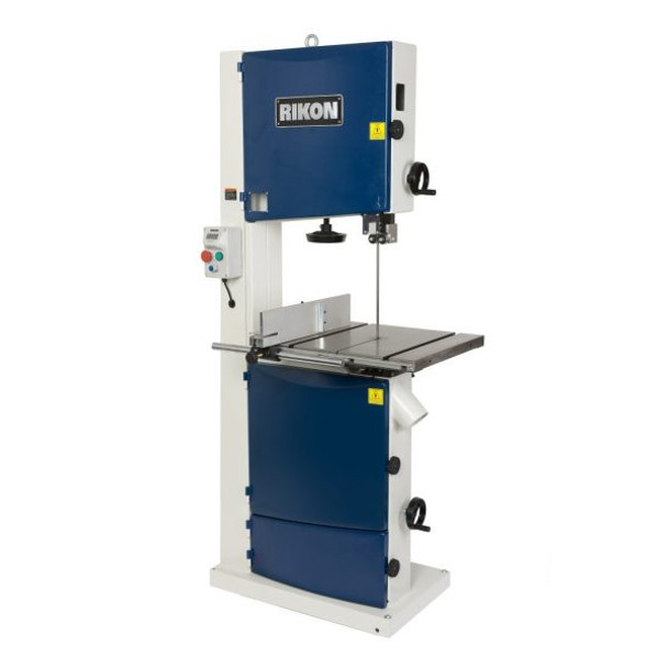 18IN. RIKON WOOD AND METAL BANDSAW