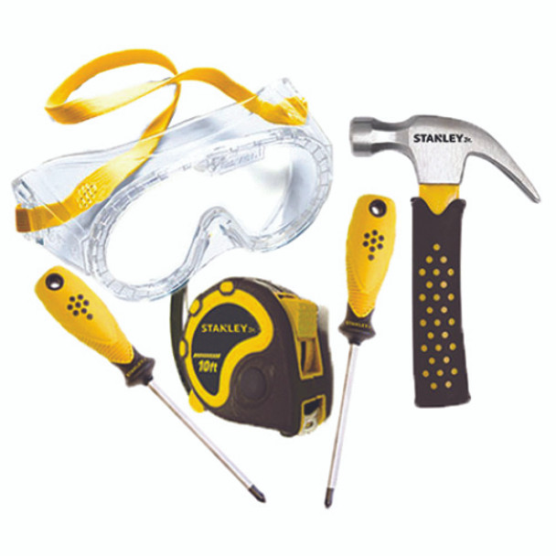 STANLEY KIDS 5PC TOOL KIT