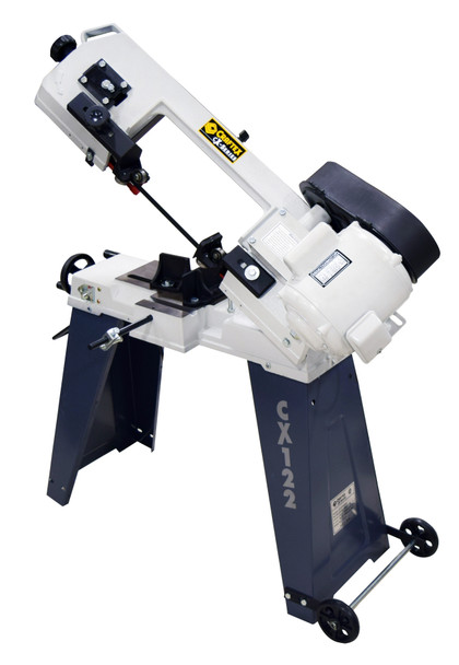 METAL BAND SAW 4IN. X 6IN. CRAFTEX CX SERIES