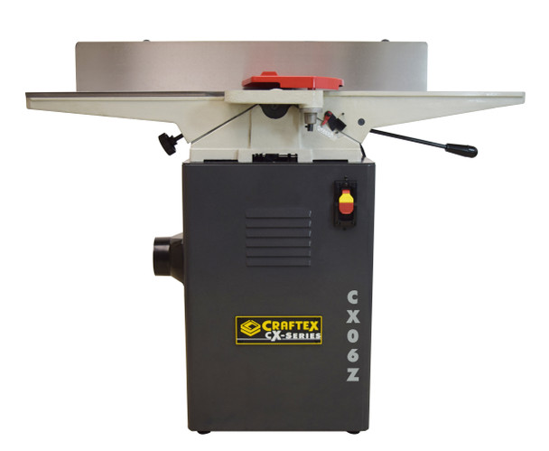 6IN. JOINTER 1HP CRAFTEX CX SERIES