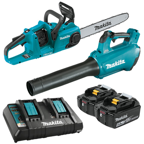 BRUSHLESS CHAINSAW AND BLOWER BATTERIES