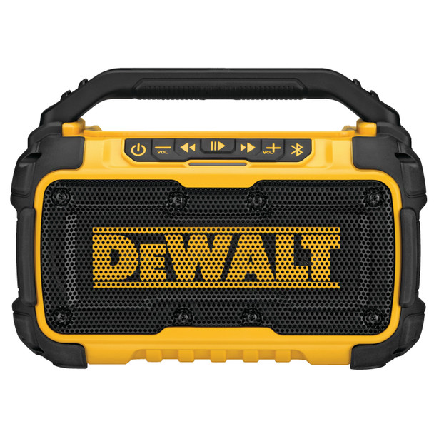 BLUETOOTH SPEAKER 20V TOOL ONLY DEWALT