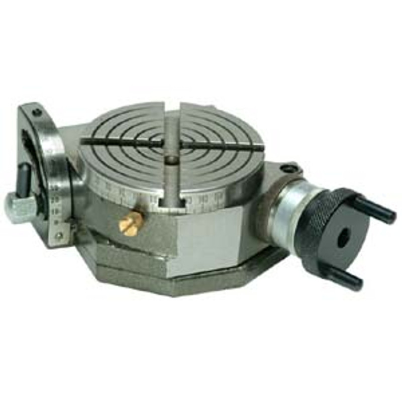 ROTARY TABLE 4IN. LOW PROFILE W/TILT.TABLE