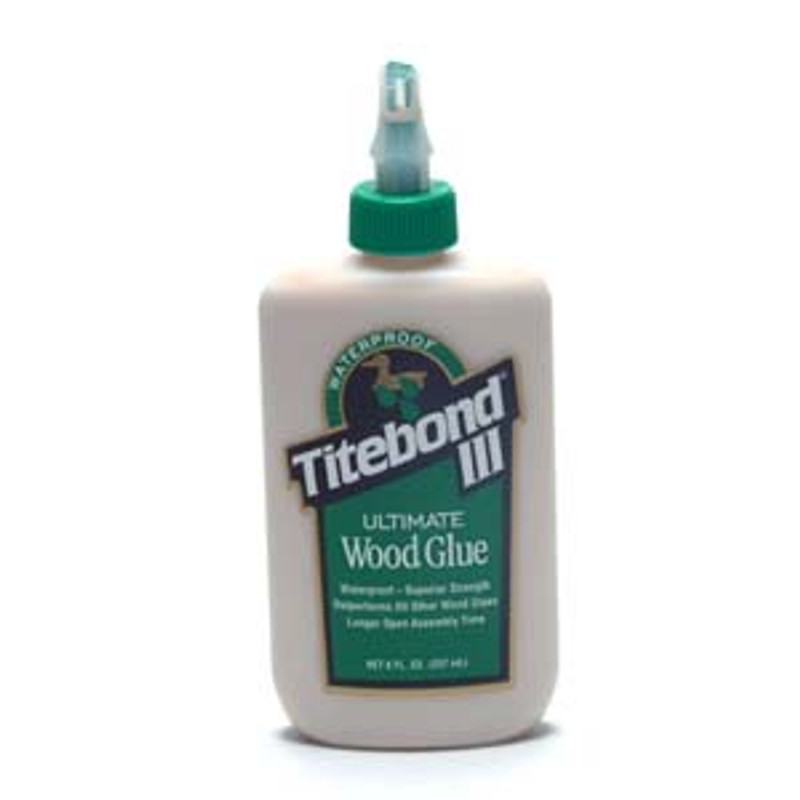 GLUE TITEBOND III ULTIMATE 8 OZ
