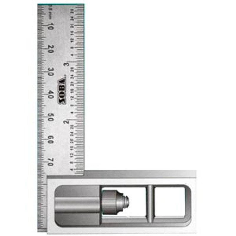 ADJUSTABLE DOUBLE SQ. 4IN.