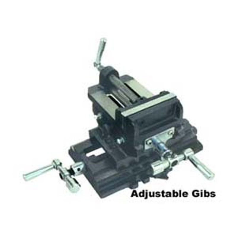 VISE CROSS 4IN. BASE 5 1/2IN. X 10 1/2IN.