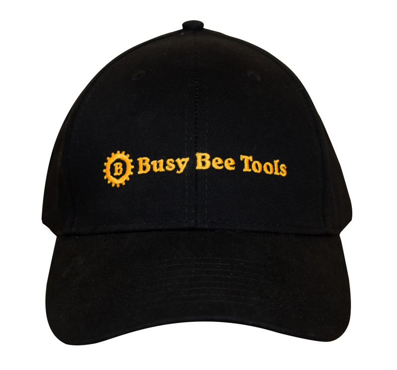 BUSY BEE HAT ADJUSTABLE BACK