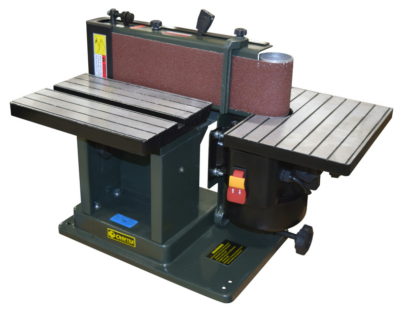 BELT/EDGE SANDER 4IN. CRAFTEX CT094