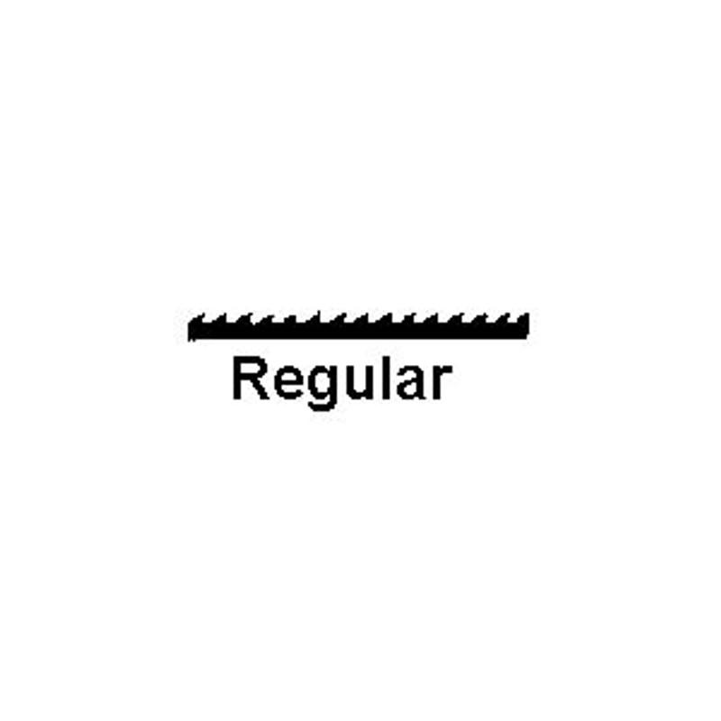 SCROLL SAW BLADE METAL CUTTING30TPI 12PC