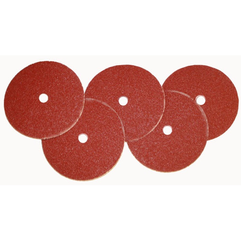 SANDING DISC 5IN. DIA S/A 40G 5/PACK